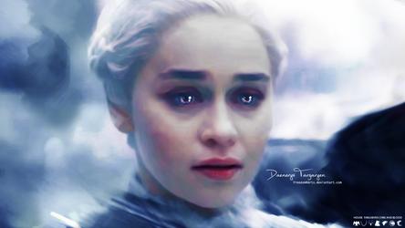 Daenerys Targaryen - Death is the Enemy