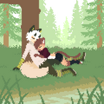 Peace Beneath the Pines (Commision for NashiHoly)