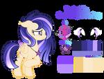 MLP [Next-Gen] Twinkle Galaxy Sentry