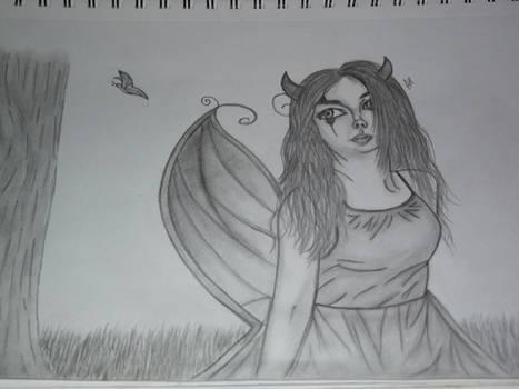 Demon Fairy by mysticdragon666
