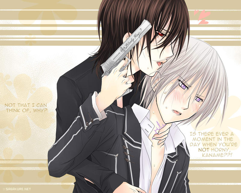 Deviantart more collections like vknight good morning kiss by slouph