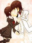 VK : Kaname x Yuuki love love