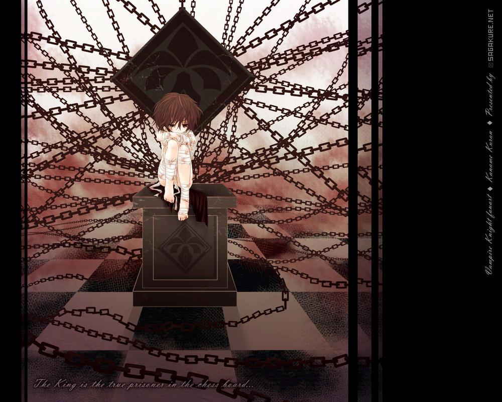 Vampire Knight -Kuran ancestor by Sagakure
