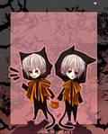 Kiryuu Halloween: Ichiru+Zero