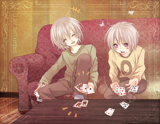 The gallery for --> Anime Baby Twins Boys