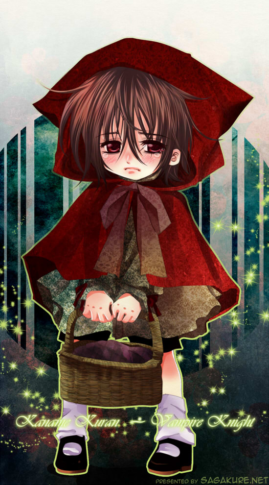 Little Red Riding Hood Kaname by Sagakure