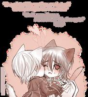 Lonely kitties: Zero x Kaname by Sagakure
