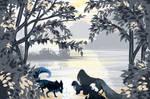 { twwm } waterways : the frost path - palette 03
