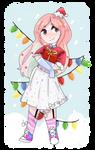 Cherry Mary - Secret Santa Soulfox Event by yoongsforever