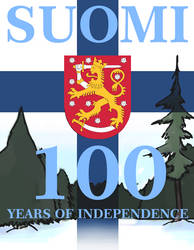 Finland 100th year tribute by BulletChamber