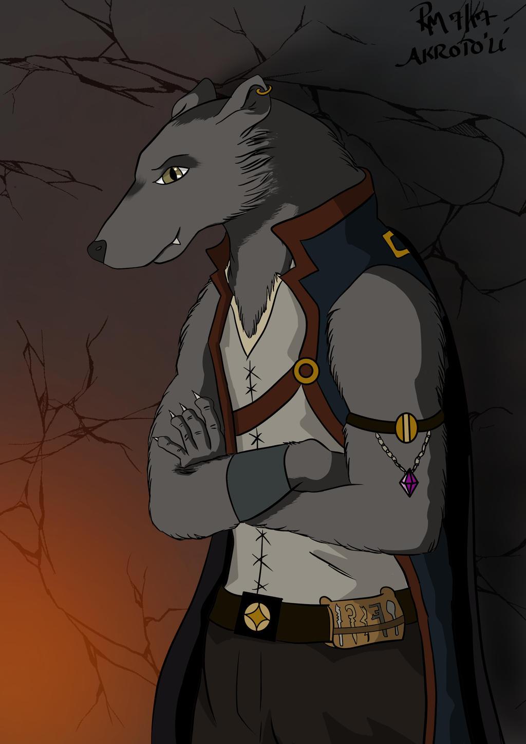 Akroto'li' by lilwolfe006