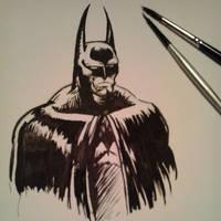 Batman by Arroyadorr