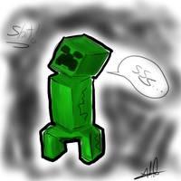 Creeper by Arroyadorr