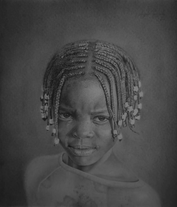 Chinua by AnyeloGonzalez
