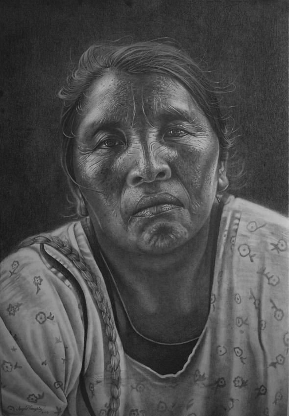 Anyelo González Dibujo