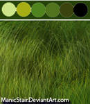 Grass Pallet+Example
