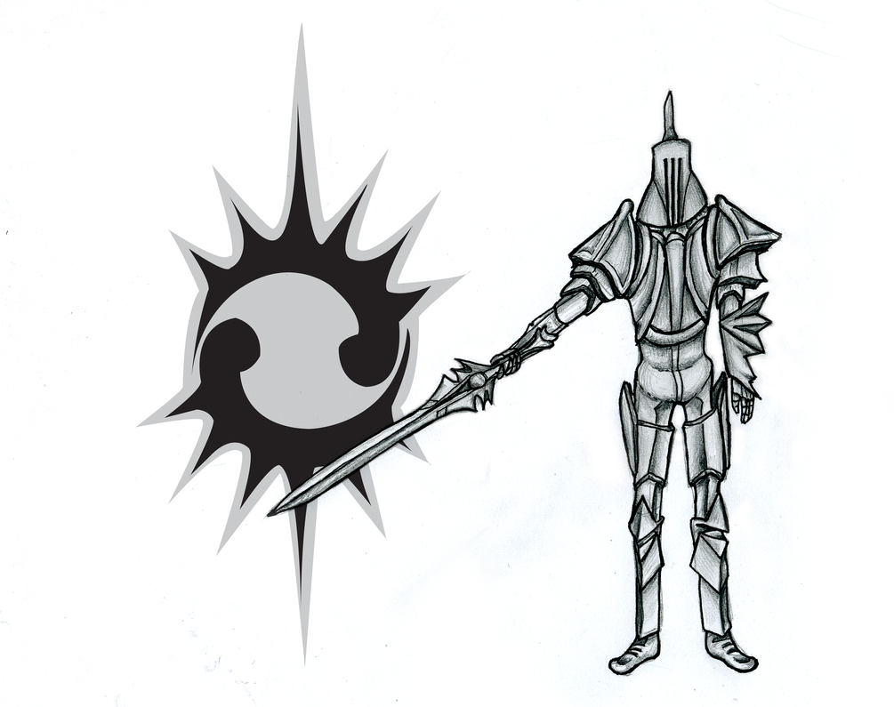 Knight of Order by Nekioka