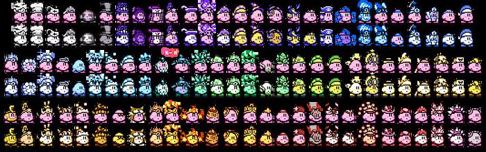 Kirby's Hat-venture