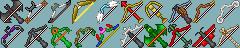 Bow icons by Trueform