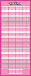 Pokedex 100 Pink by Trueform