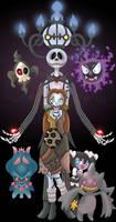 Pokemon Princess - Sally + Jack