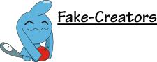Fake Creators Logo by Trueform