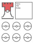 Fakemon-Battle-Tower Application Form