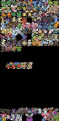 Pokemon Alpha and Omega Dex by Trueform