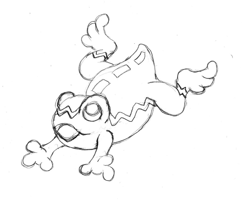 Frongcrete sketch by Trueform
