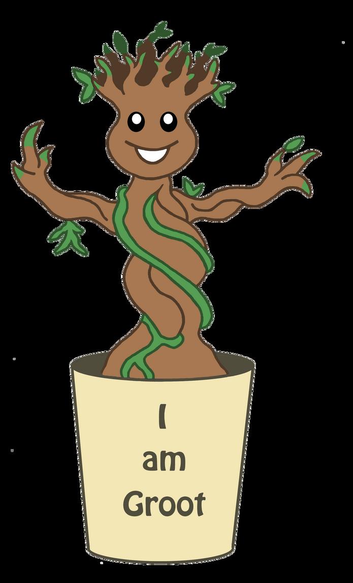 I am Groot by Trueform