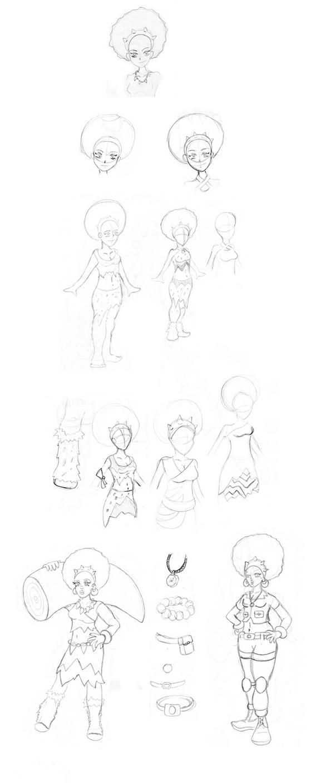 Development progress: Rochelle by Trueform