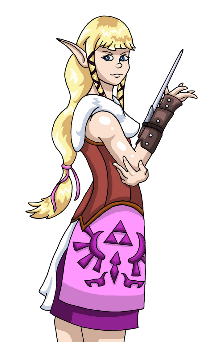 Zucker-mausi zelda assassin no BG by Trueform