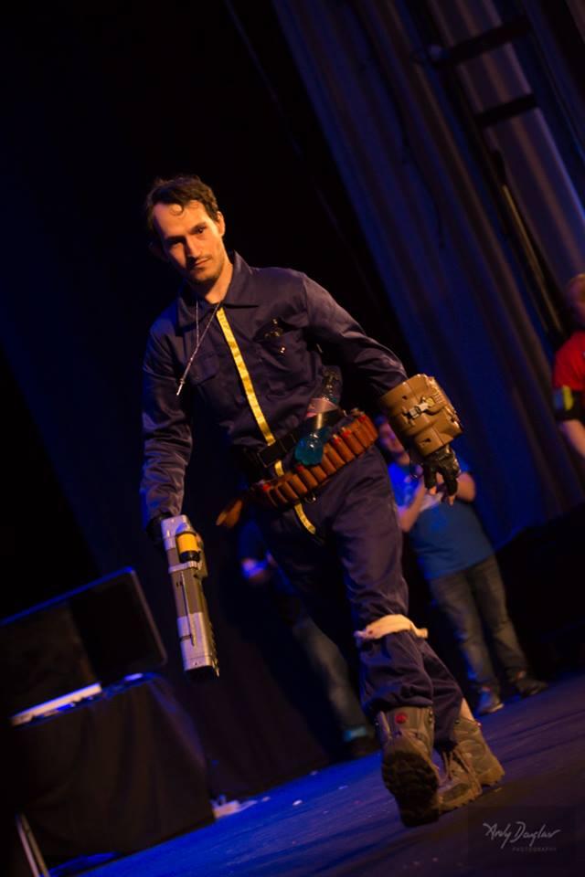 Comic Con Leicester 2016 - Masquerade 4 by Trueform