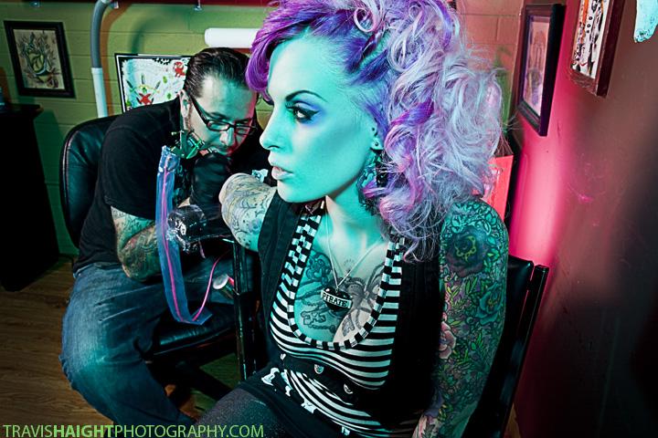 Kandy Tattoo 1