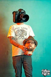 Camera Head by recipeforhaight