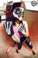 Lydia Fatale Lucha 4 by recipeforhaight