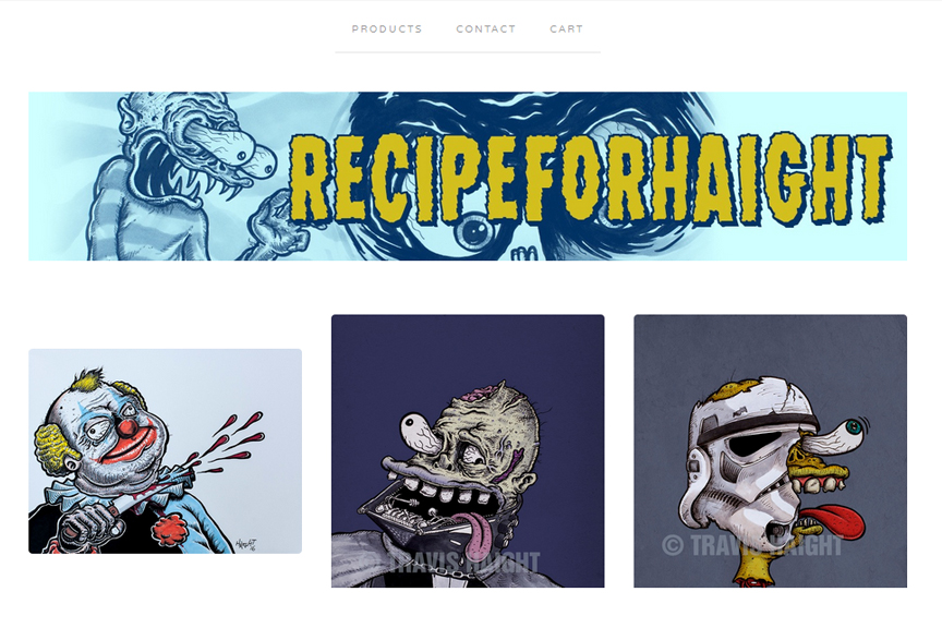 RecipeForHaight Shop by recipeforhaight