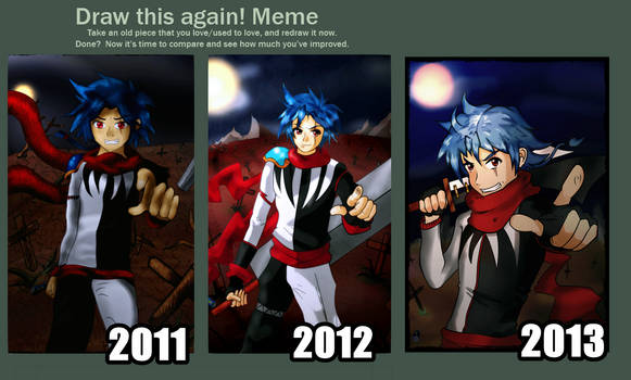 Kazuo - Before and After