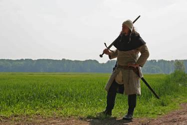 On the battlefield of Worringen by Iridias89