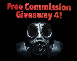 Free Commission Giveaway 4!