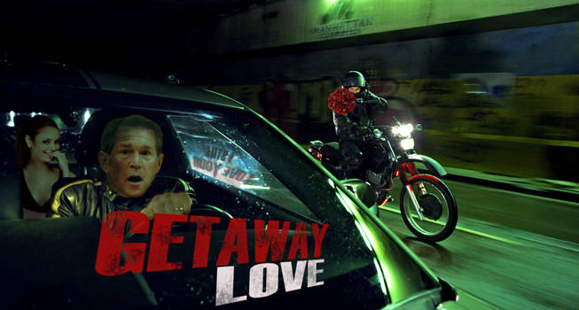 Getaway Love Featuring George W. Bush! by juliemeadows6