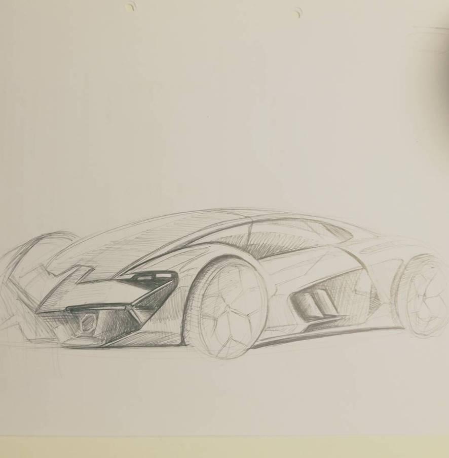 Lamborghini Terzo Millennio By Hangoverqueen On Deviantart