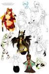 Tumblr Art Dump 8