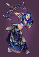Warcraft Hunter by kennymap