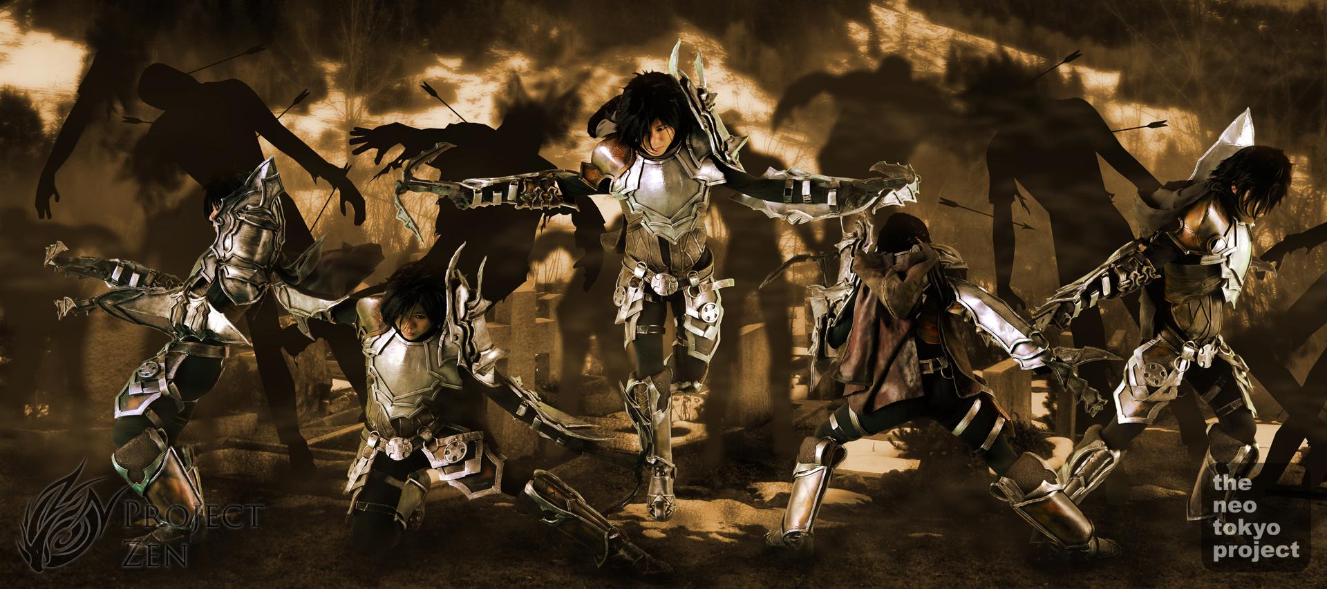 Diablo Iii Demon Hunter By Conjurer Cj On Deviantart