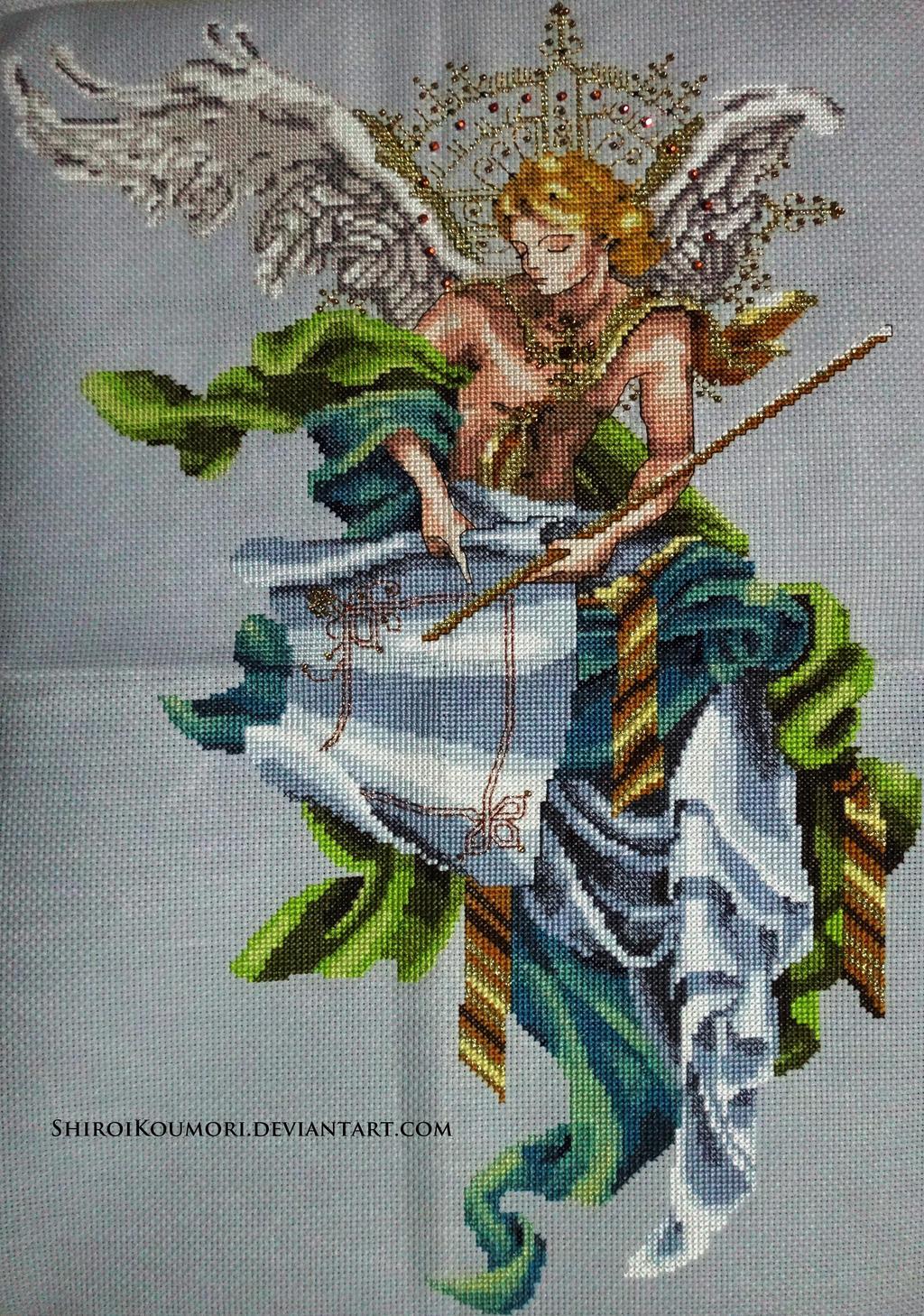 Archangel - Mirabilia Cross Stitch