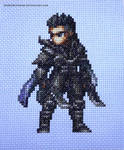 Nyx FFBE Cross Stitch