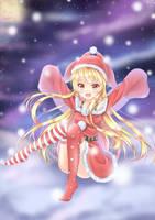 Christmas Clownpiece by akiteru98