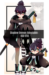 Shadow Demon USD OTA Adoptable - CLOSED