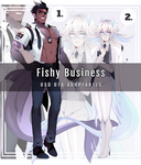 Fishy Business - Adopt Auction - CLOSED